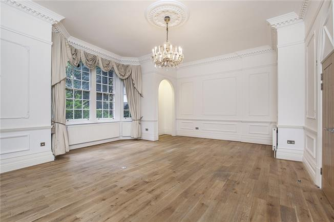 Asking Price £1,750,000, 3 Bedroom Flat For Sale in London, W2