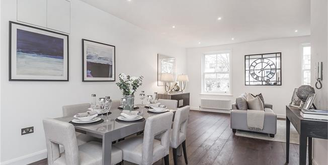 Asking Price £1,350,000, 2 Bedroom Flat For Sale in London, W2