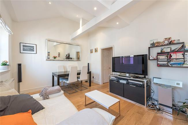 Asking Price £565,000, 1 Bedroom Flat For Sale in London, W2