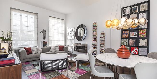 Asking Price £3,350,000, 4 Bedroom Flat For Sale in London, W2