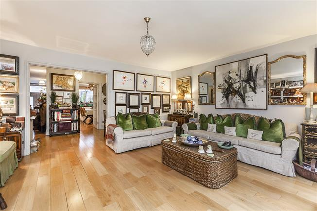 Asking Price £2,675,000, 5 Bedroom House For Sale in London, W2