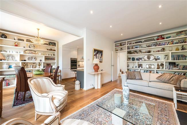 Asking Price £1,200,000, 2 Bedroom Flat For Sale in ., W2