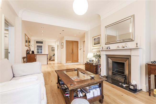 Asking Price £1,195,000, 2 Bedroom Flat For Sale in London, W2