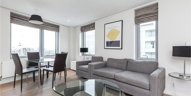 Asking Price £960,000, 2 Bedroom Flat For Sale in London, W2