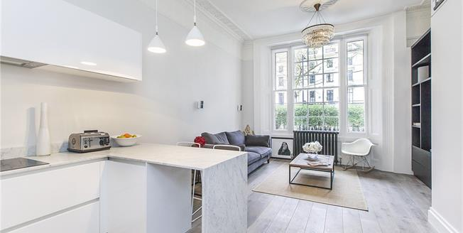 Asking Price £1,250,000, 2 Bedroom Flat For Sale in London, W2