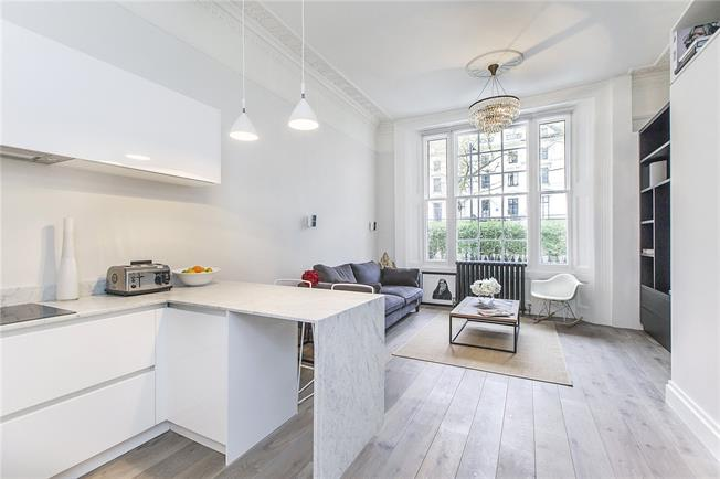 Asking Price £1,295,000, 2 Bedroom Flat For Sale in London, W2