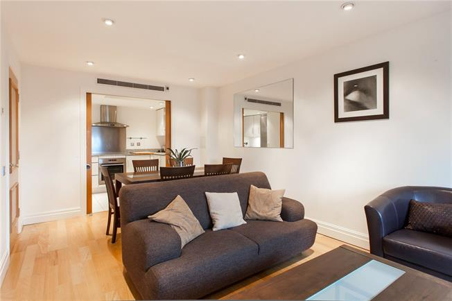 Asking Price £775,000, 2 Bedroom Flat For Sale in London, W2