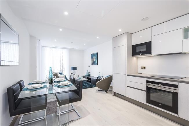 Asking Price £875,000, 1 Bedroom Flat For Sale in London, W2