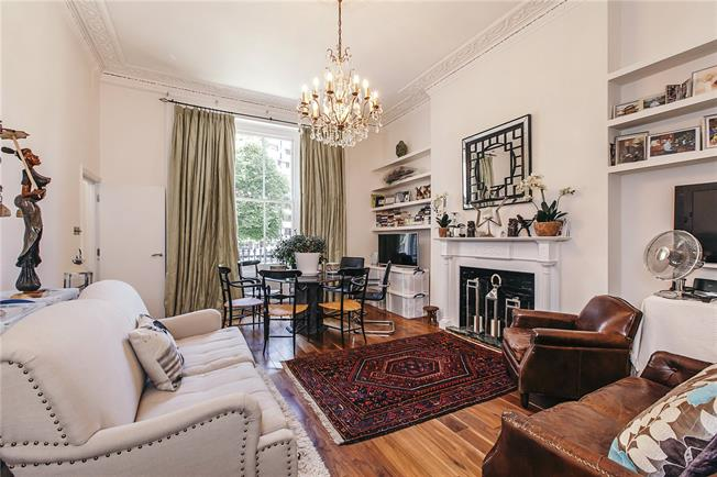 Asking Price £1,100,000, 2 Bedroom Flat For Sale in London, W2