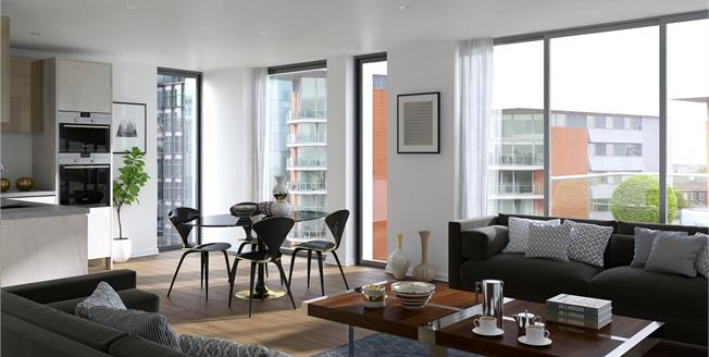 Asking Price £1,625,000, 2 Bedroom Flat For Sale in London, W2