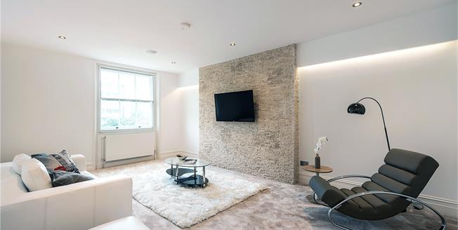 Asking Price £1,295,000, 3 Bedroom Flat For Sale in London, W2