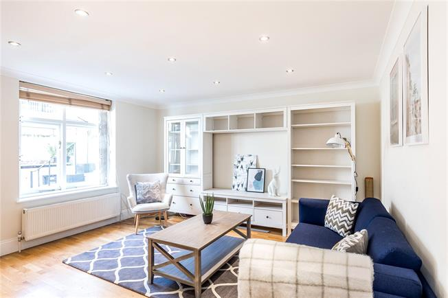 Asking Price £575,000, 2 Bedroom Flat For Sale in London, W2