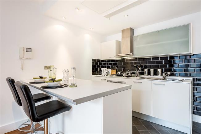 Asking Price £665,000, 1 Bedroom Flat For Sale in London, W2