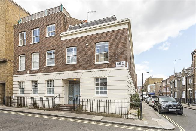 Asking Price £2,300,000, 4 Bedroom End of Terrace House For Sale in London, W2
