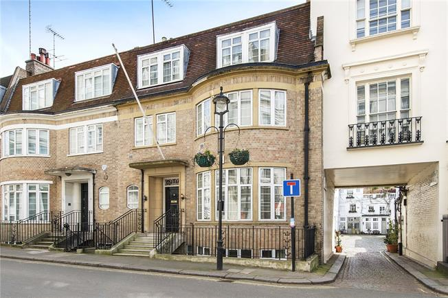 Asking Price £5,500,000, 6 Bedroom Terraced House For Sale in London, W2