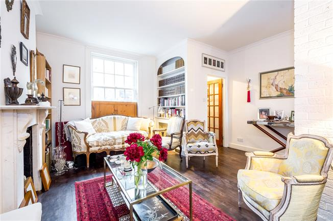 Asking Price £1,750,000, 3 Bedroom Terraced House For Sale in London, W2