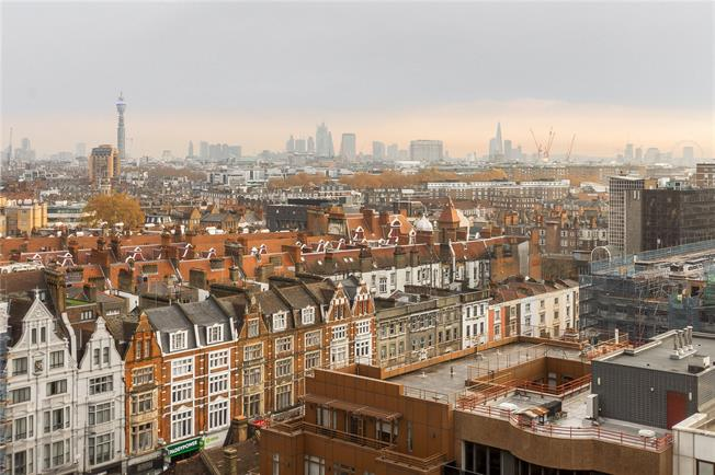 Asking Price £575,000, 1 Bedroom Flat For Sale in London, W2