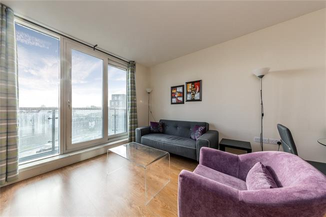 Asking Price £610,000, 1 Bedroom Flat For Sale in London, W2