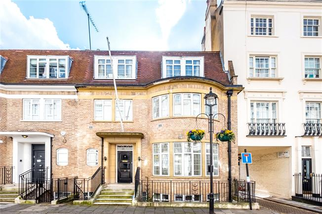 Asking Price £4,750,000, 6 Bedroom Terraced House For Sale in London, W2