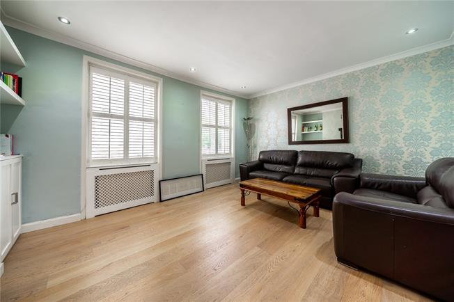 Asking Price £865,000, 2 Bedroom Flat For Sale in London, W2