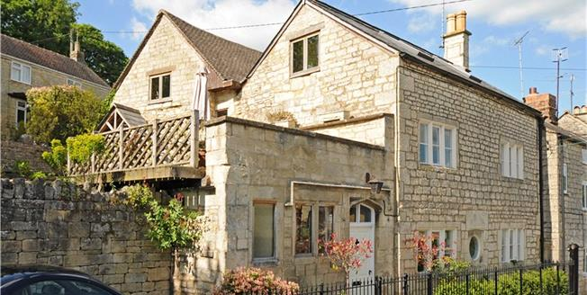 Asking Price £680,000, 4 Bedroom Semi Detached House For Sale in Stroud, Gloucestershire, GL6