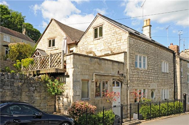 Asking Price £700,000, 4 Bedroom Semi Detached House For Sale in Painswick, GL6