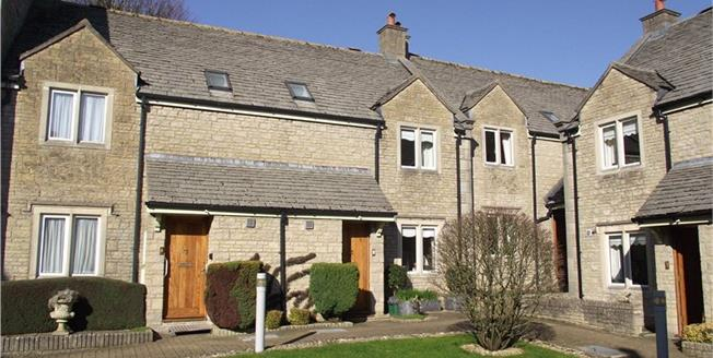 Asking Price £195,000, 2 Bedroom Terraced House For Sale in Painswick, GL6