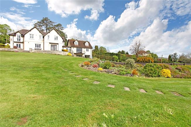 Asking Price £995,000, 7 Bedroom Detached House For Sale in Stroud, Gloucestershire, GL6