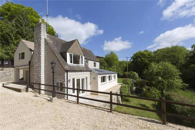 Asking Price £795,000, 5 Bedroom Detached House For Sale in Stroud, Gloucestershire, GL6