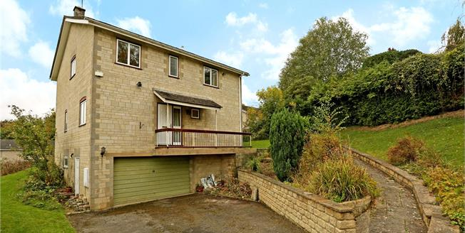 Asking Price £545,000, 4 Bedroom Detached House For Sale in Painswick, GL6