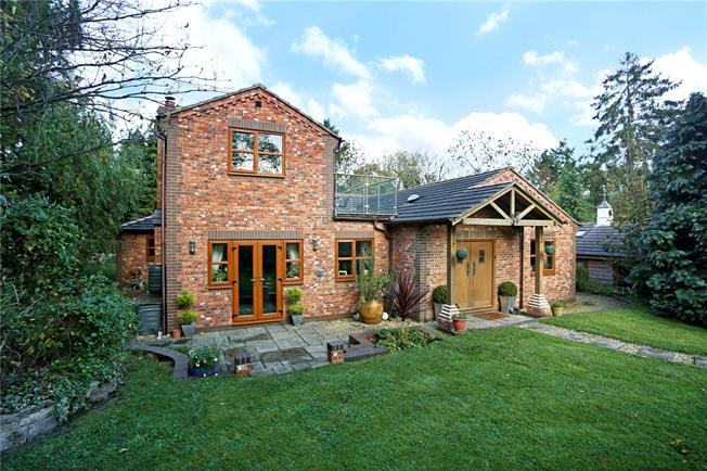 Asking Price £630,000, 4 Bedroom Detached House For Sale in Upton St. Leonards, GL4