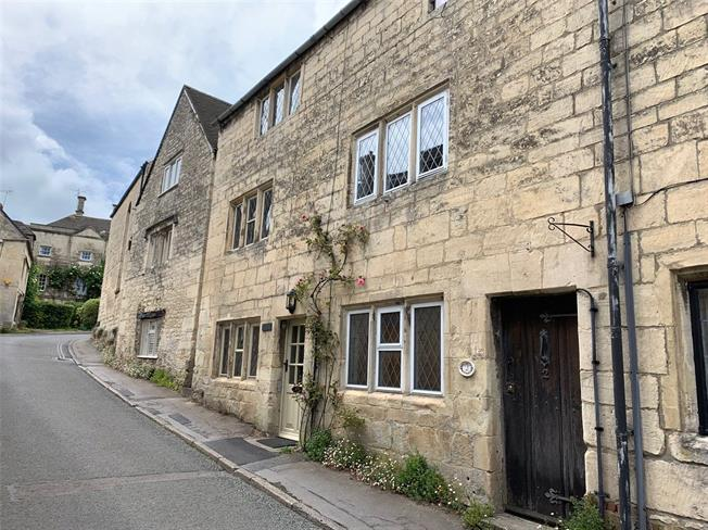 Asking Price £205,000, 1 Bedroom Terraced House For Sale in Painswick, GL6