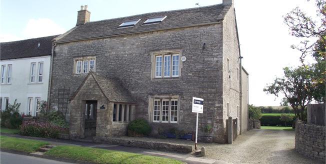 Asking Price £695,000, 6 Bedroom Semi Detached House For Sale in Birdlip, GL4