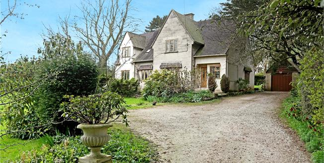 Asking Price £775,000, 4 Bedroom Detached House For Sale in Painswick, GL6
