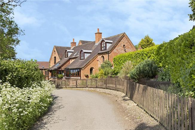 Asking Price £565,000, 4 Bedroom House For Sale in Upton St. Leonards, GL4