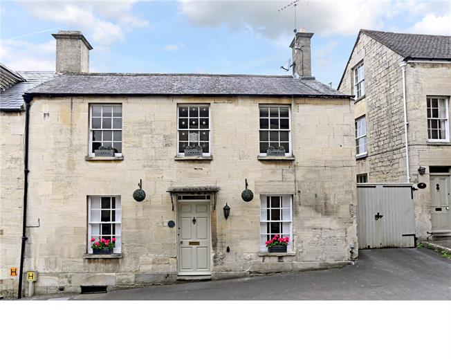 Asking Price £450,000, 2 Bedroom Semi Detached House For Sale in Stroud, Gloucestershire, GL6
