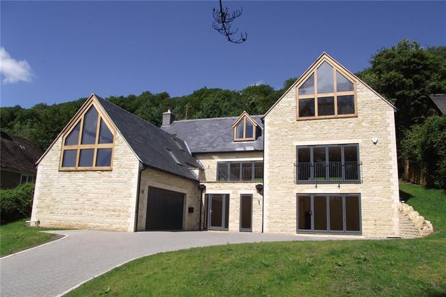 Asking Price £1,600,000, 5 Bedroom Detached House For Sale in Gloucestershire, GL6