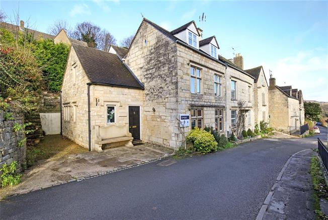 Asking Price £550,000, 4 Bedroom Semi Detached House For Sale in Stroud, Gloucestershire, GL6