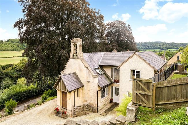 Asking Price £600,000, 4 Bedroom Detached House For Sale in Slad, GL6