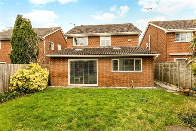 Offers in excess of £400,000, 4 Bedroom Detached House For Sale in Upton St. Leonards, GL4