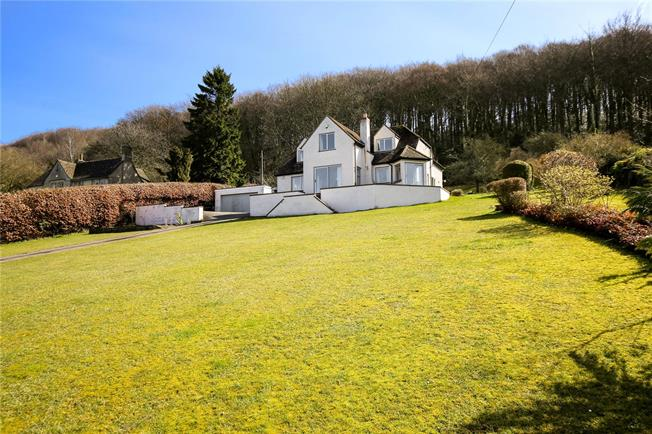 Asking Price £780,000, 4 Bedroom Detached House For Sale in Stroud, Gloucestershire, GL6