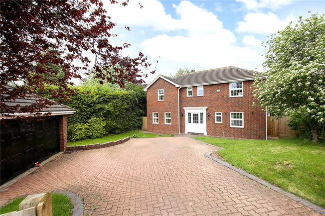 Asking Price £550,000, 5 Bedroom Detached House For Sale in Gloucester, Gloucestershi, GL4