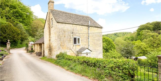 Asking Price £400,000, 2 Bedroom Detached House For Sale in Stroud, Gloucestershire, GL6