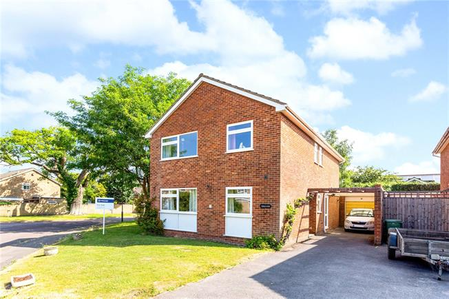 Asking Price £425,000, 4 Bedroom Detached House For Sale in Gloucester, Gloucestershi, GL4