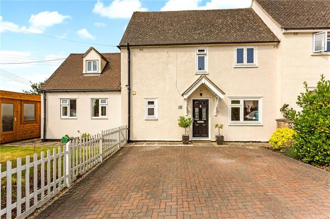 Asking Price £325,000, 3 Bedroom Semi Detached House For Sale in Stroud, Gloucestershire, GL6