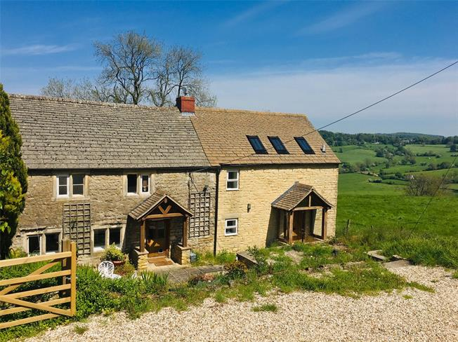 Asking Price £900,000, 5 Bedroom Detached House For Sale in Stroud, Gloucestershire, GL6