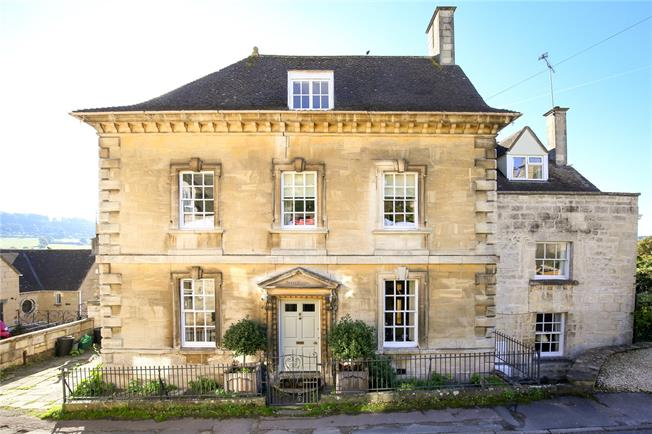 Asking Price £750,000, 4 Bedroom Semi Detached House For Sale in Painswick, GL6