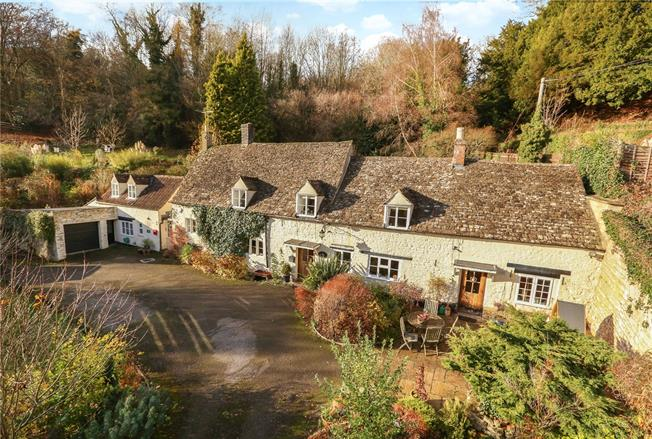 Asking Price £850,000, 4 Bedroom Detached House For Sale in Gloucestershire, GL6