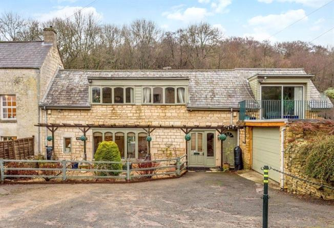 Offers in the region of £550,000, 4 Bedroom Semi Detached House For Sale in Cranham, GL4