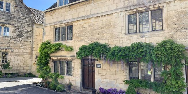 Asking Price £700,000, 3 Bedroom Semi Detached House For Sale in Stroud, Gloucestershire, GL6